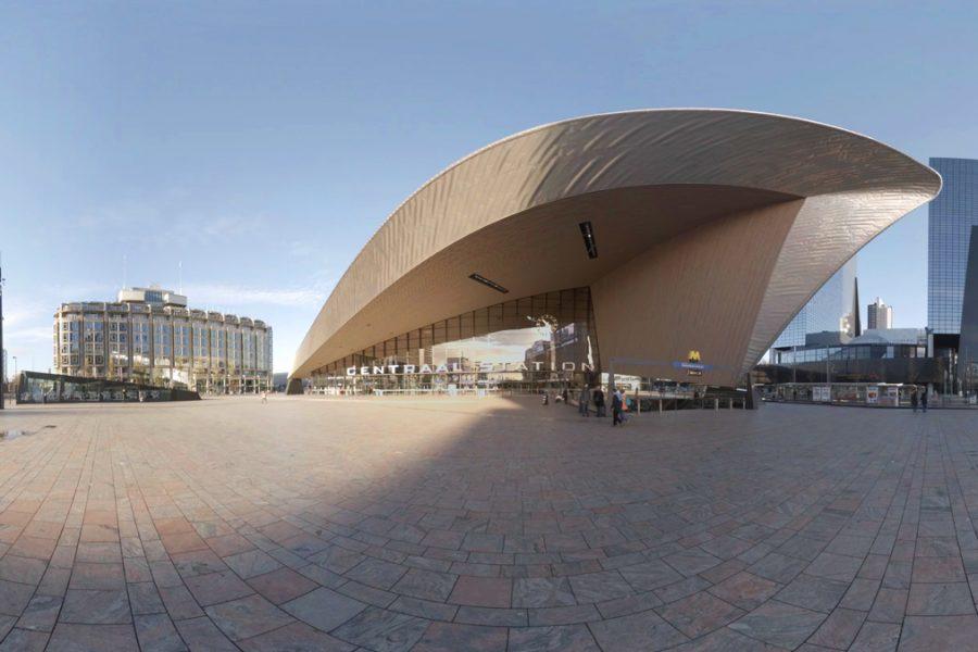Rotterdam Centraal Station 360°