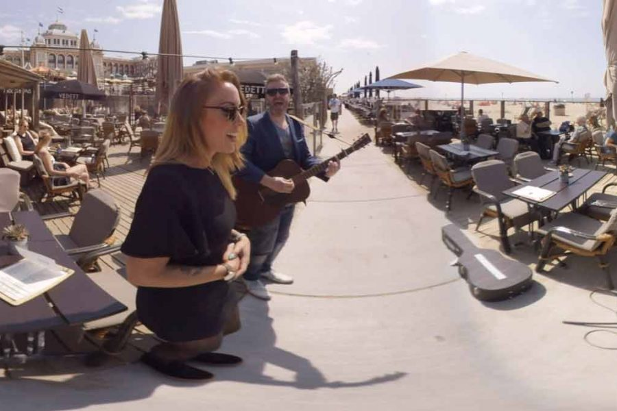 Ed Struijlaart & Lisa Lois – Made of Stars (360° videoclip)