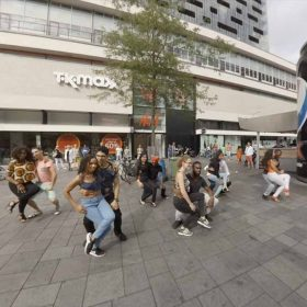 9-11 International Kizomba Flashmobs