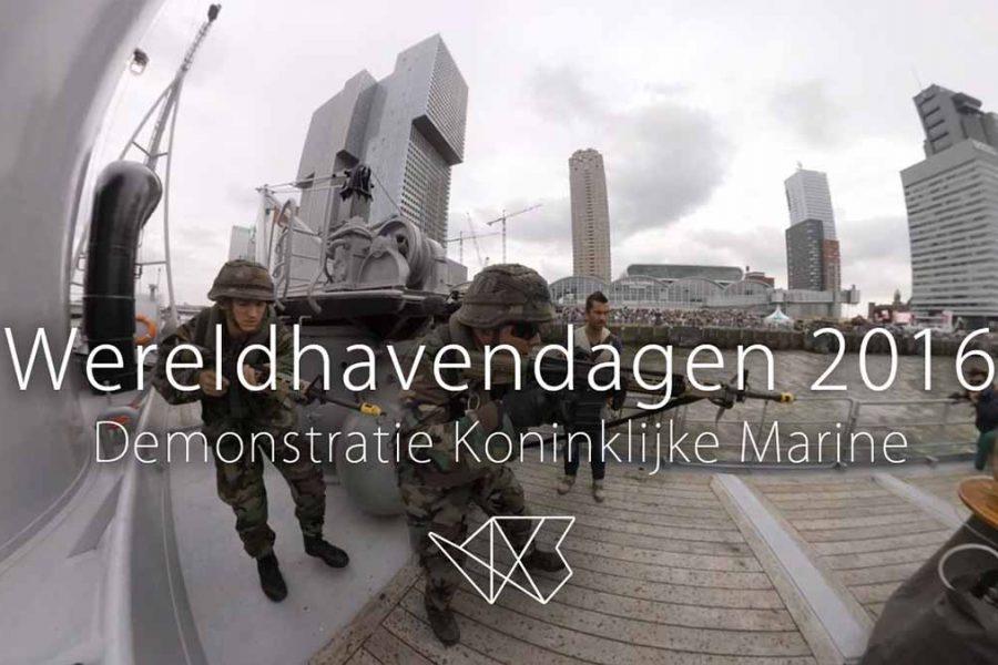 Wereldhavendagen 360° – Koninklijke Marine Demonstratie