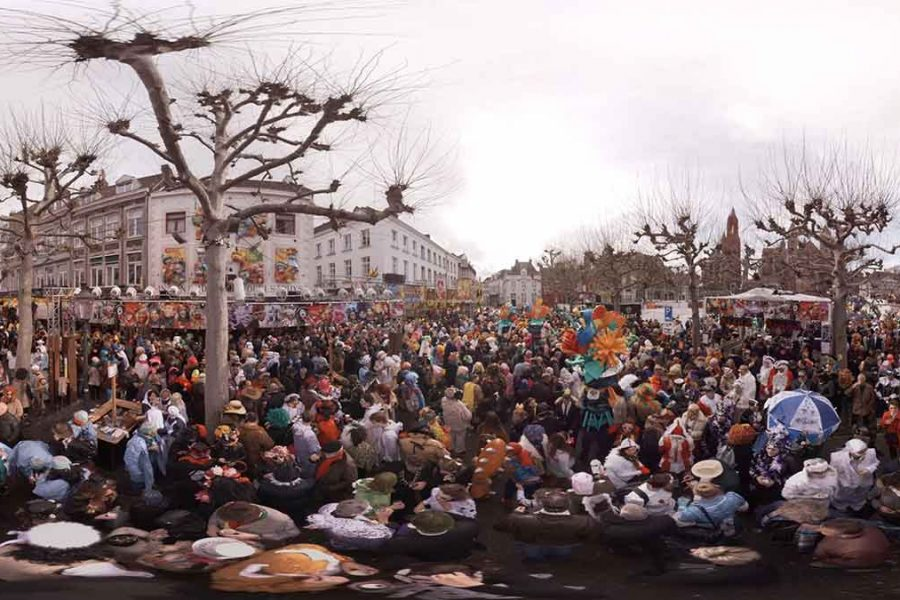 Dutch Carnaval 2016 in 360°