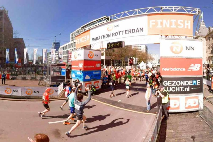 From Rotterdam with love: Marathon 2016