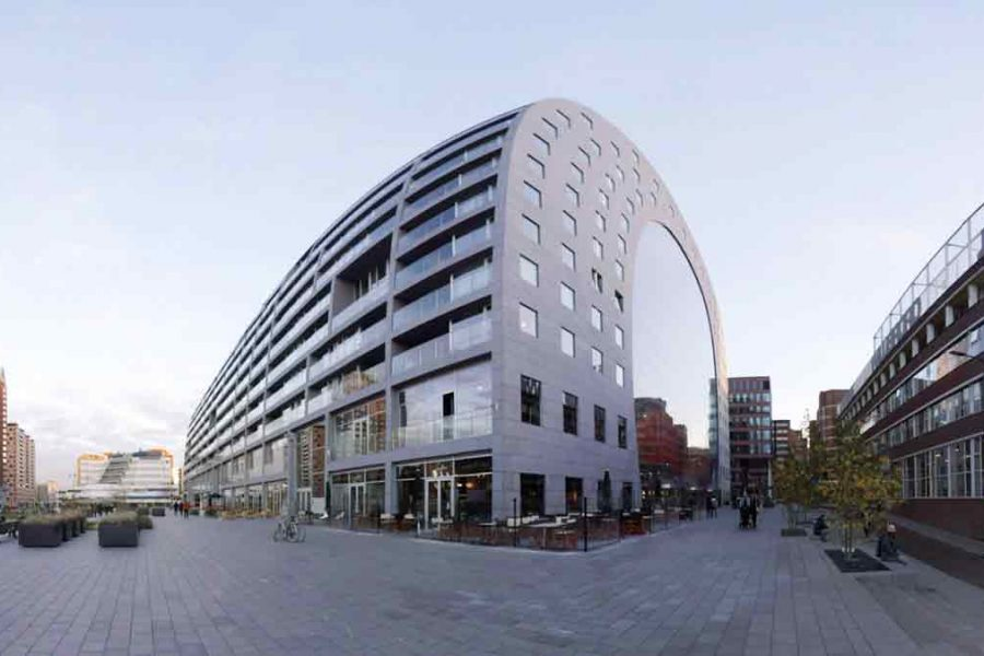 Markthal Rotterdam 360°